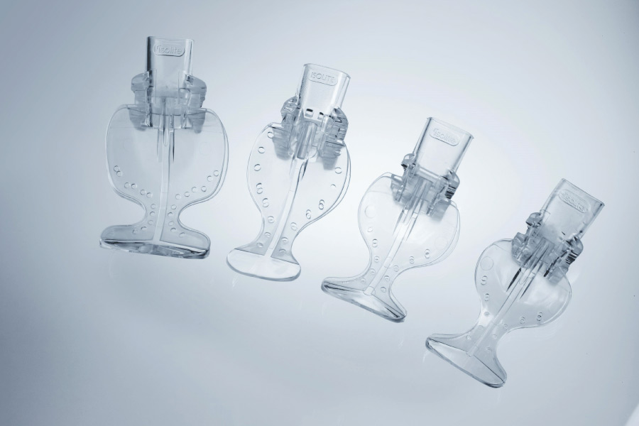 isolate dental technology mouthpieces